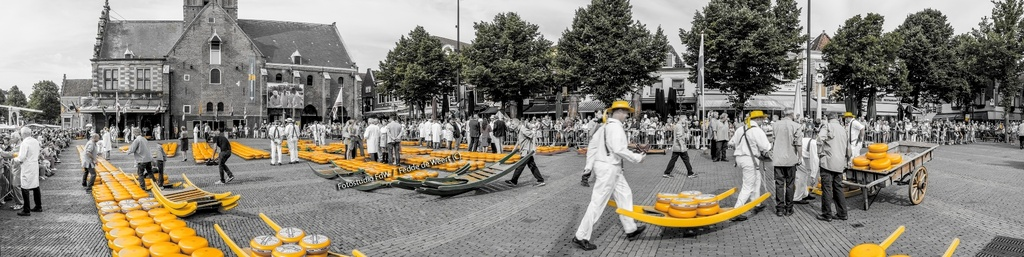 Kaasmarkt Alkmaar / Fedde de Weert (C)